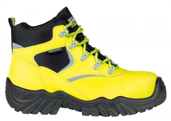 Cofra Luminous Yellow Sicherheitsstiefel S3