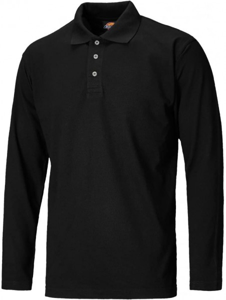 Dickies Langarm Polo-Shirt